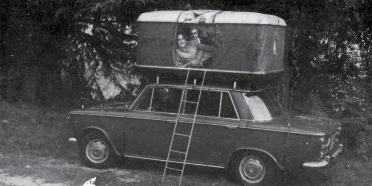 Autohome Dachzelt - Roof Top Tents history