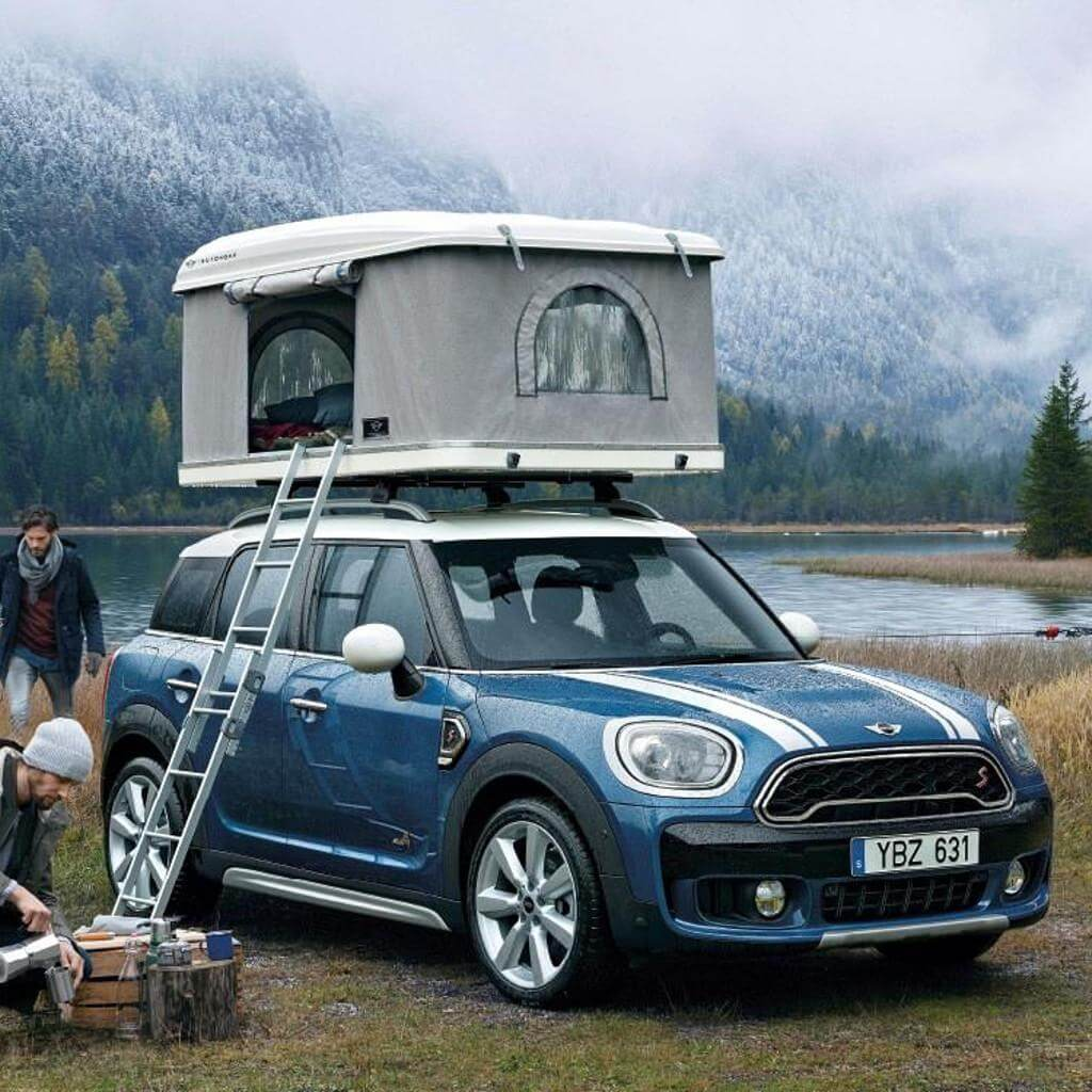 MINI COUNTRYMAN : roof tent car - memphite.com