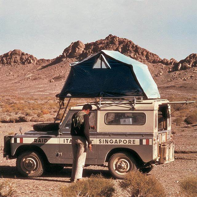 Autohome Dachzelt - Cirani Aircamping Roof Top Tents