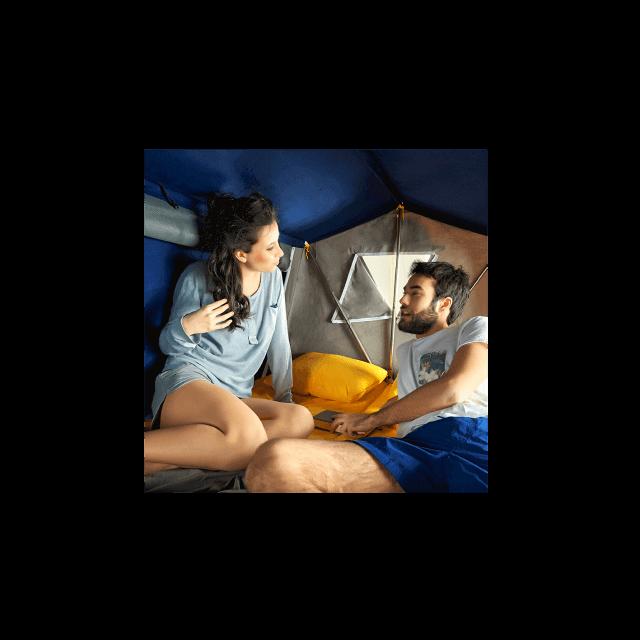 Autohome Dachzelt - Overcamp Roof Top Tent