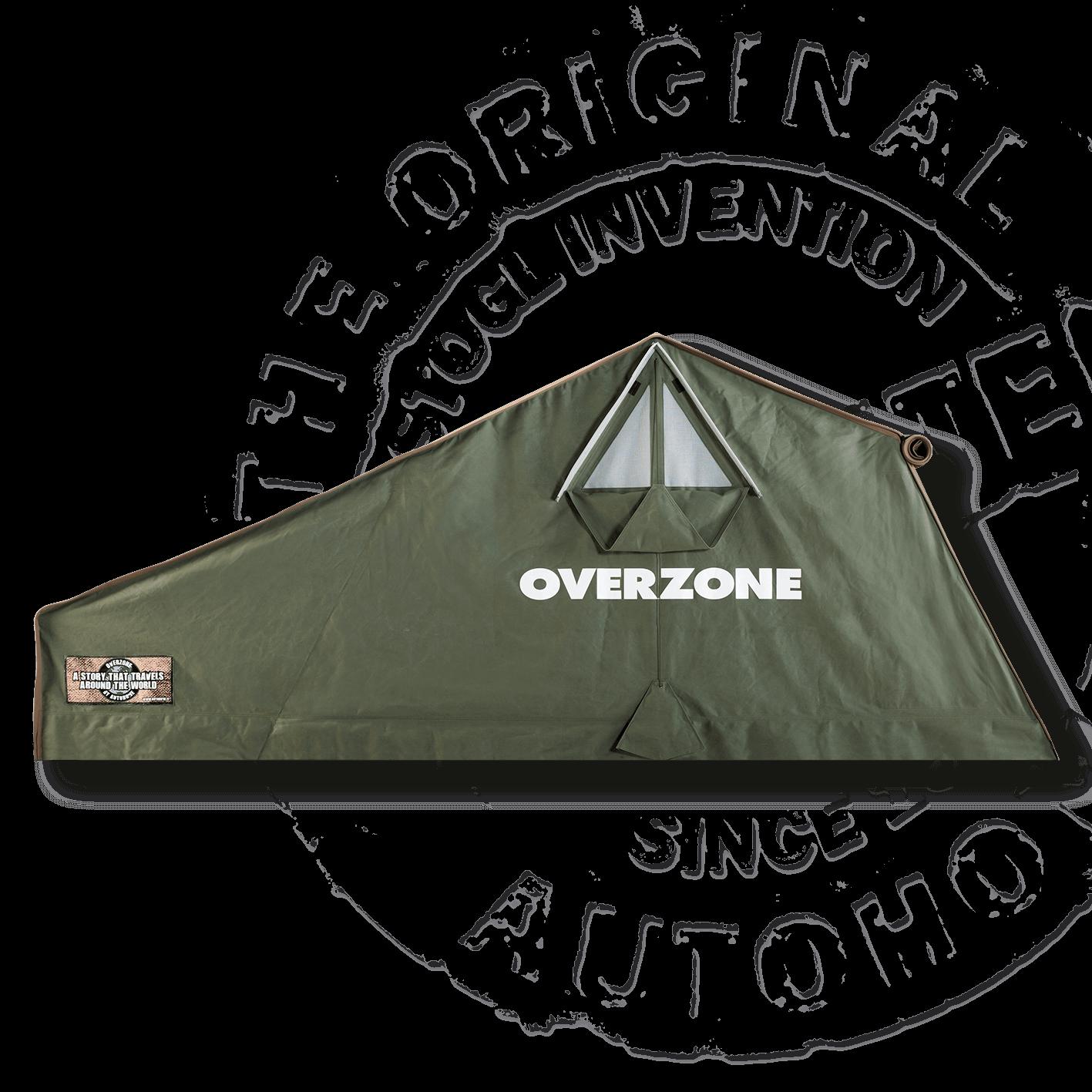 Autohome Dachzelt - Overzone Roof Top Tents