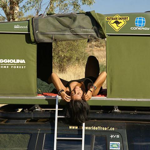 Autohome Dachzelt - The World Offroad Roof Top Tents