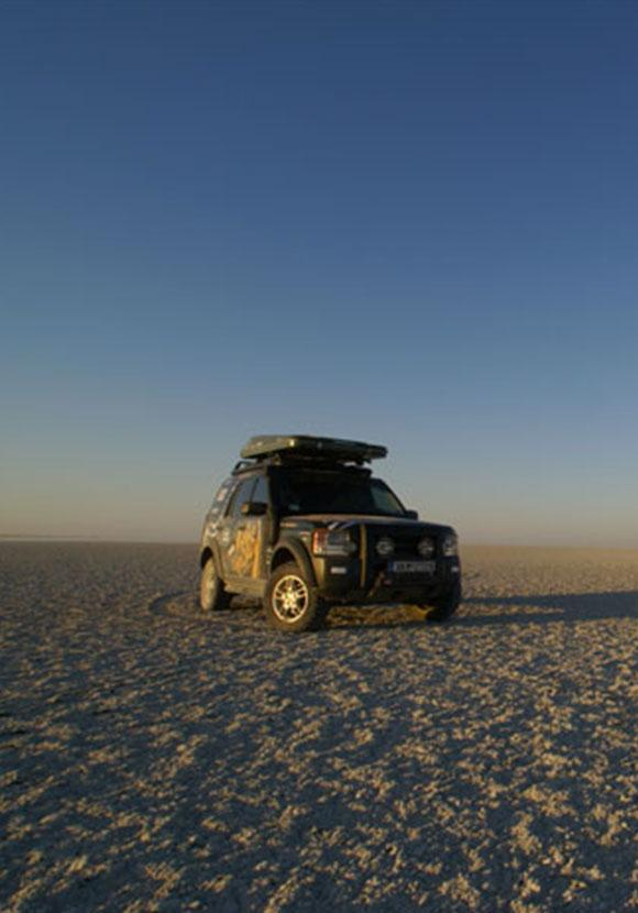 Roof Top Tents by Autohome Dachzelt - Botswana
