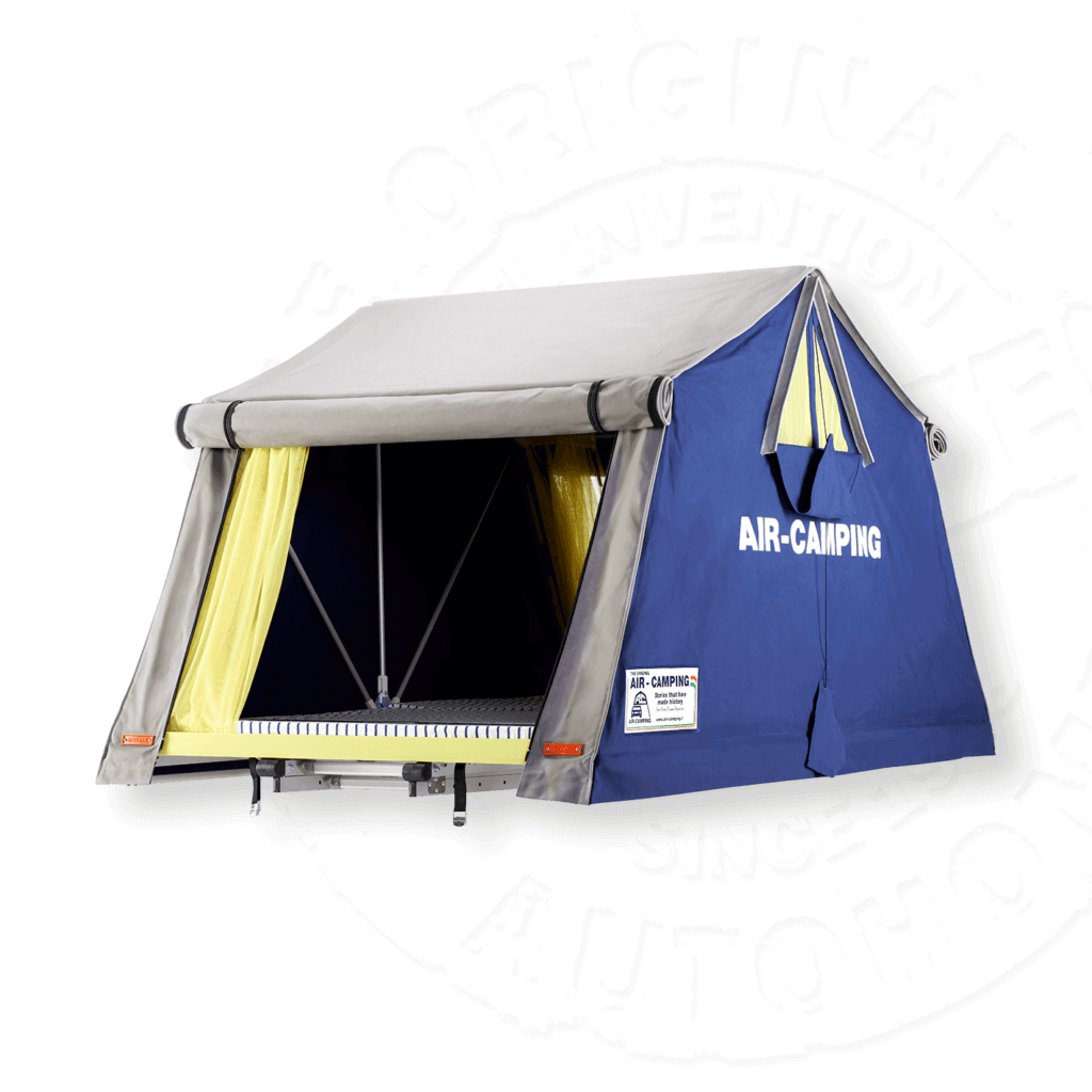 COLOUR OF FABRICS  sc 1 st  Autohome & The Air-Camping Roof Top Tent