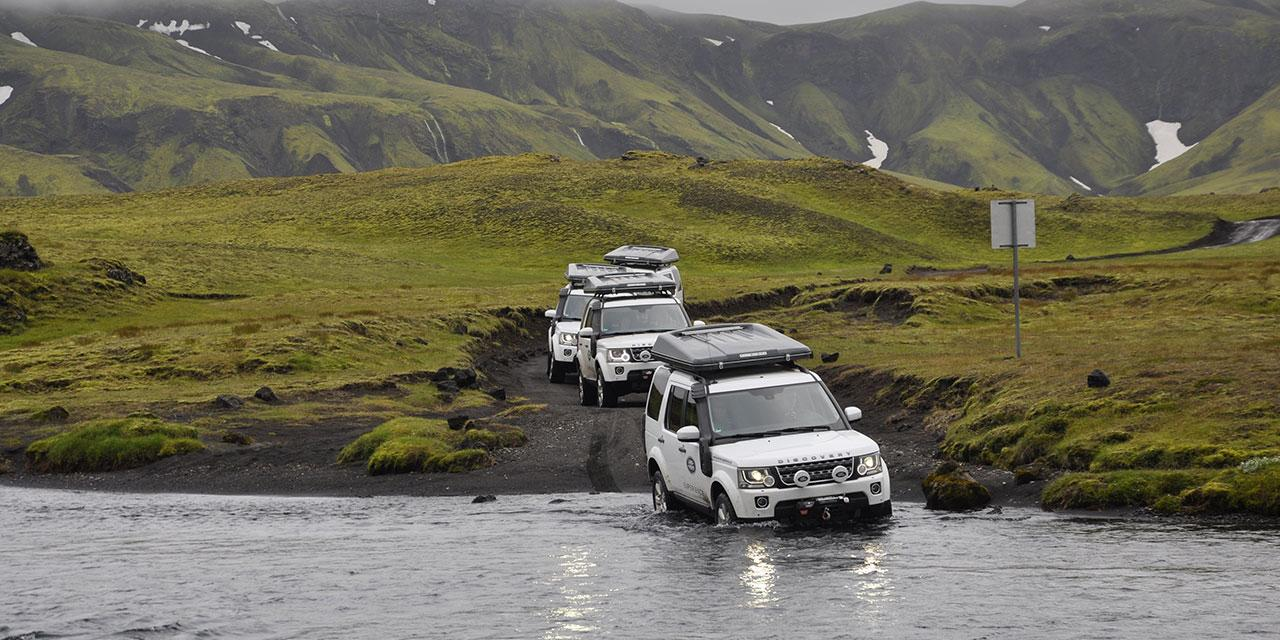 Roof Top Tents by Autohome Dachzelt - Land Rover