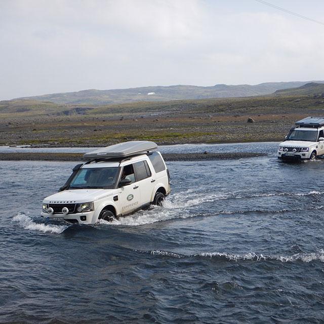 Autohome Dachzelt - Land Rover Roof Top Tents