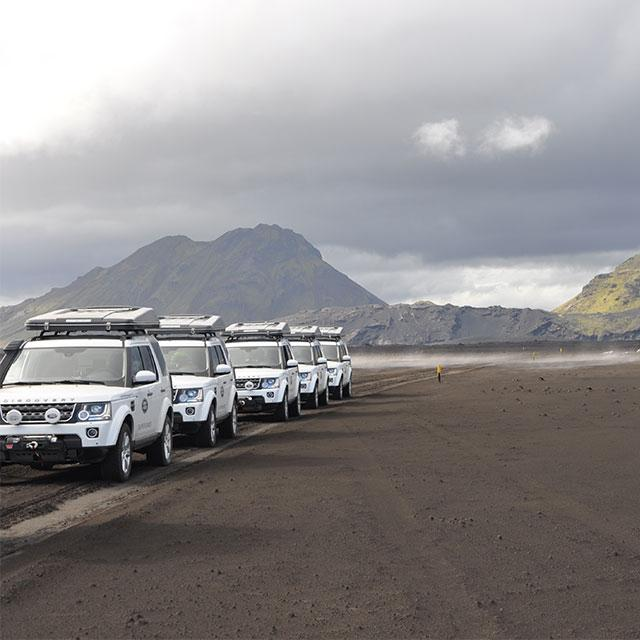 Autohome Dachzelt - Land Rover Experience Roof Top Tents
