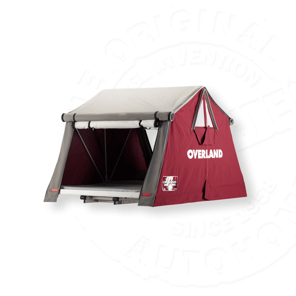 The Overland Roof Tent