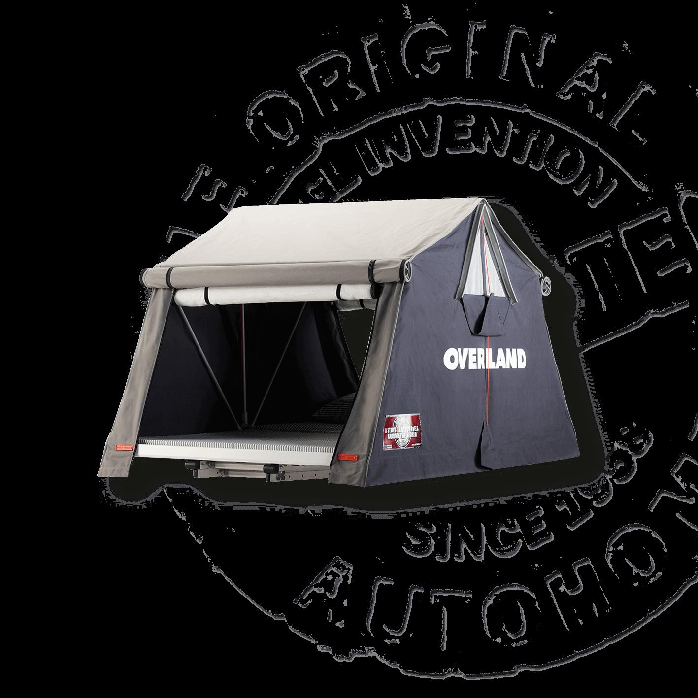Autohome Dachzelt - Carbon Overland Roof Top Tents