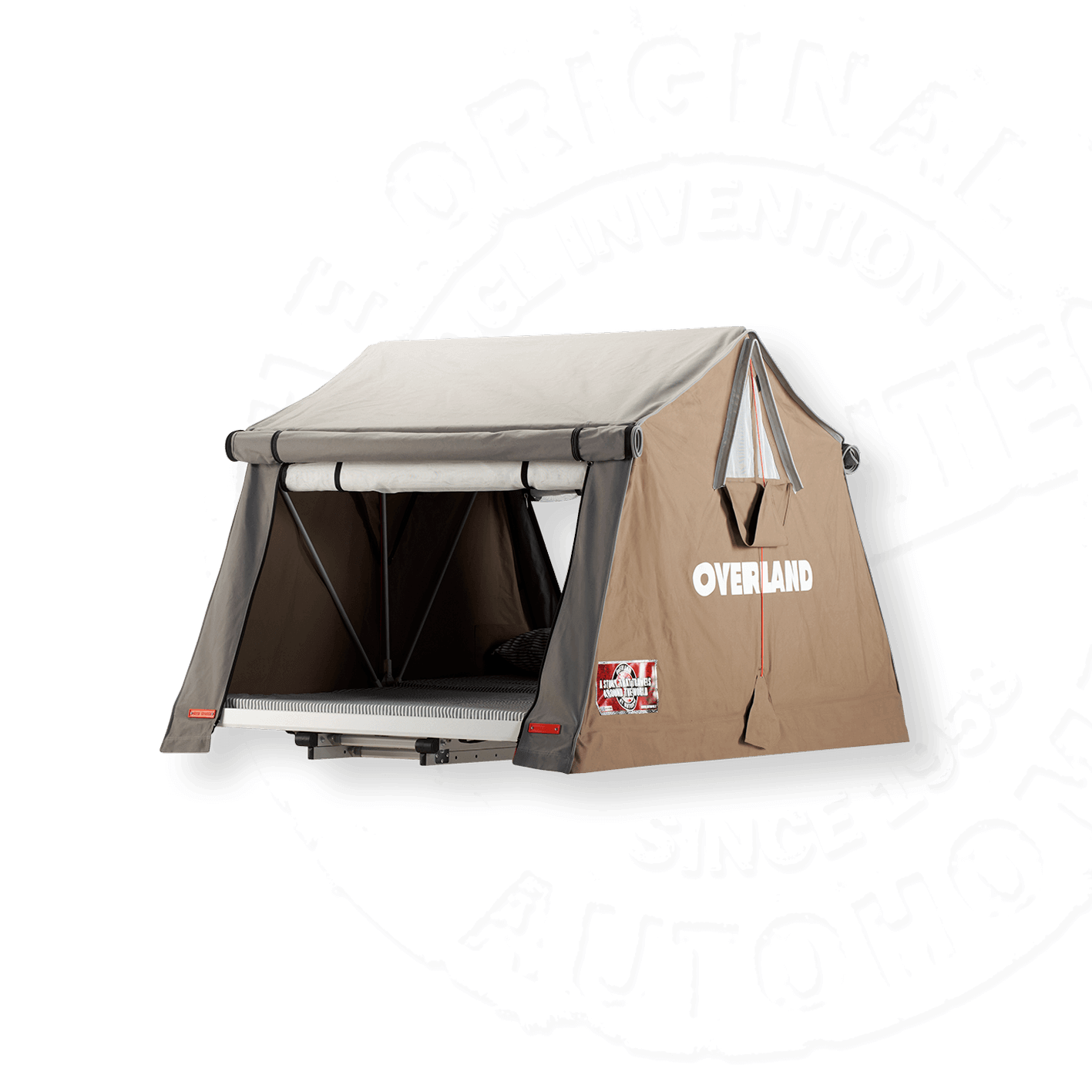 Overland safari 01 autohome for Toit en polycarbonate transparent