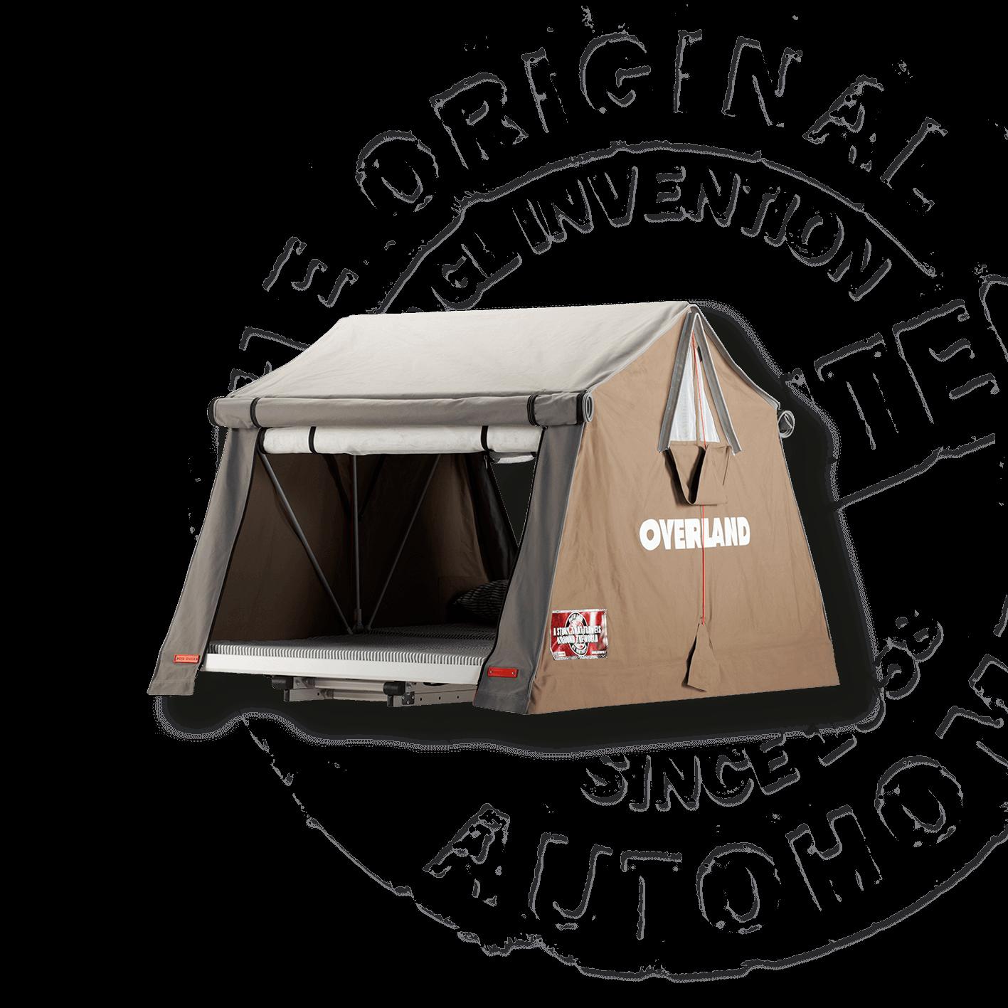 Autohome Dachzelt - Safari Overland Roof Top Tents