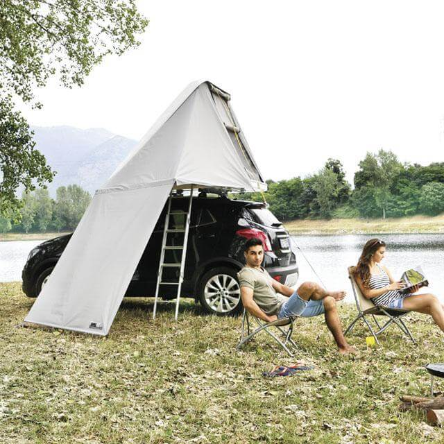 Autohome Dachzelt - Roof Top Tents relaxing