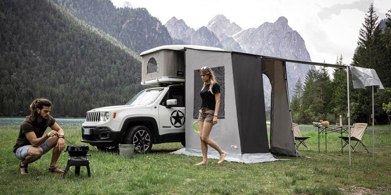 Autohome Dachzelt - Roof Top Tents accessories