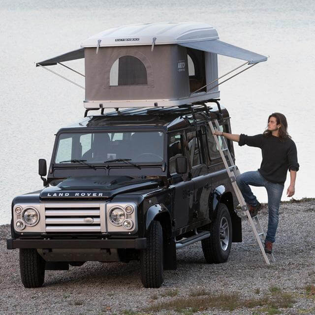 Defender Roof Tent Maggiolina - 12 300 About Roof