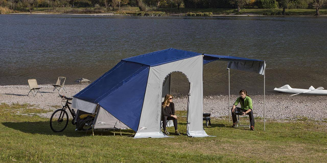 Autohome Dachzelt - Overcamp accessories Roof Top Tents