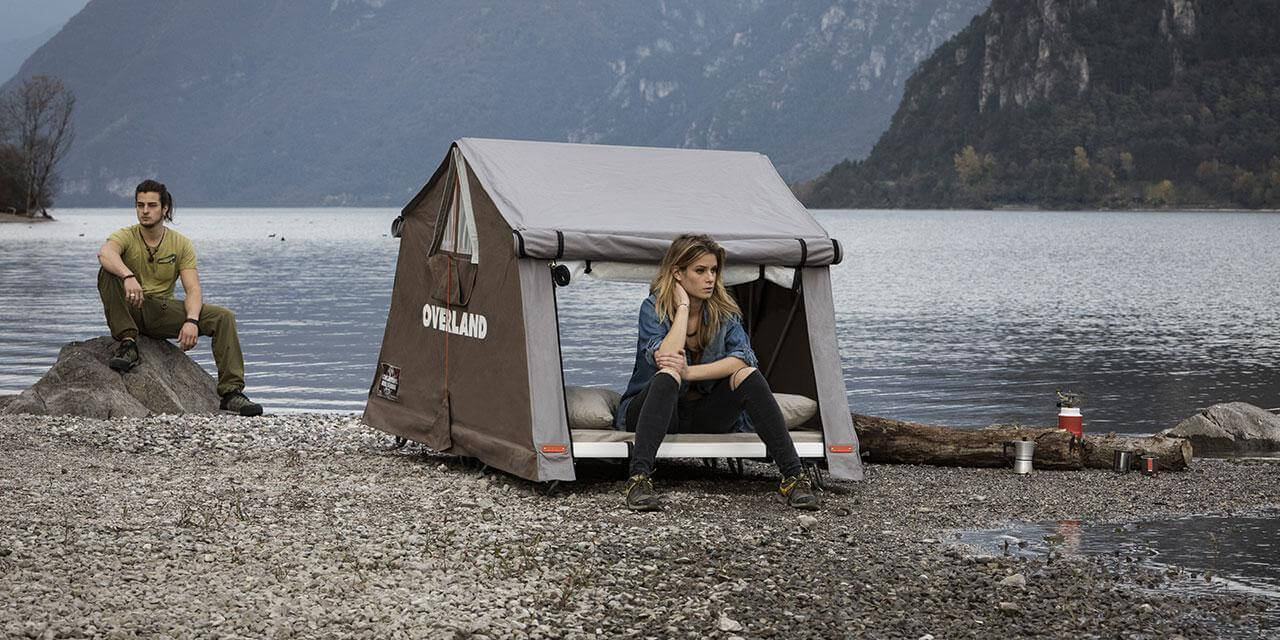 Autohome Dachzelt - OVerland Roof Top Tents