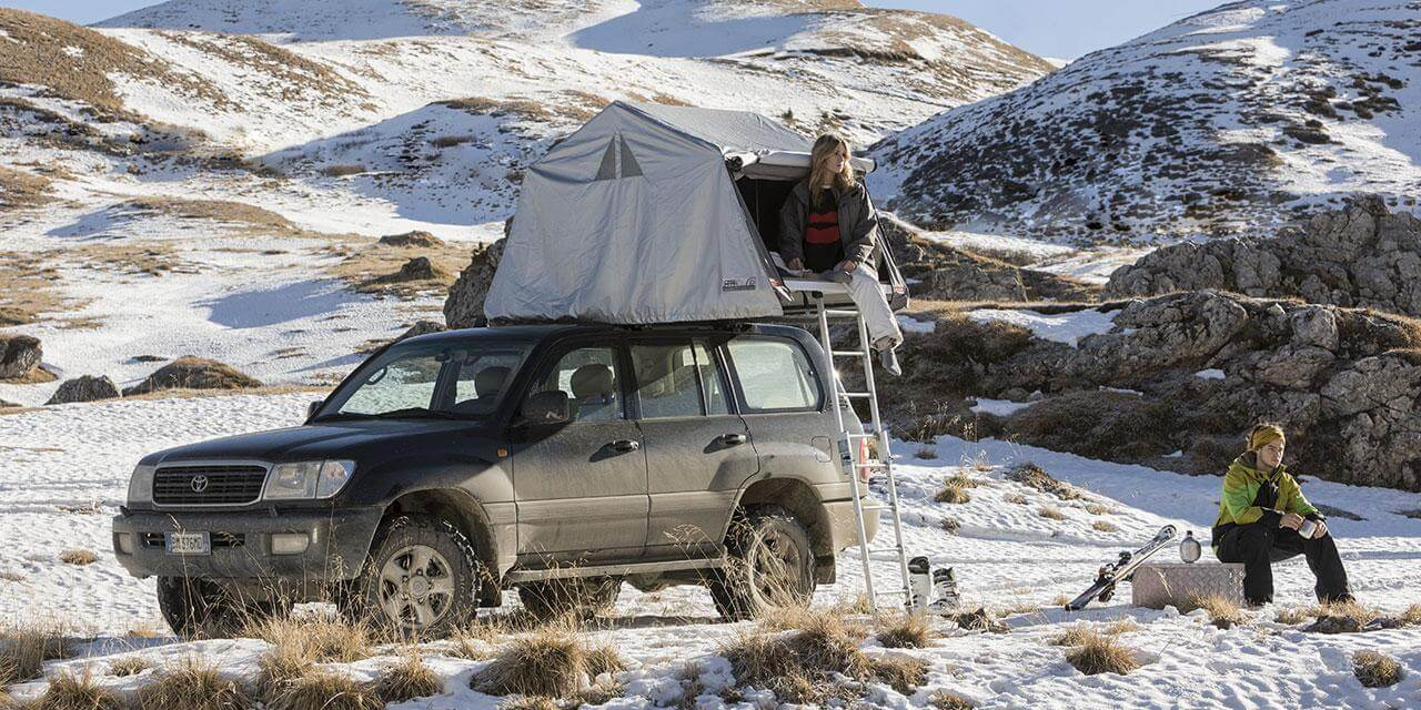 The Overland Roof Tent Land Rover Defender Heated Windscreen Wiring Diagram Winter Hood