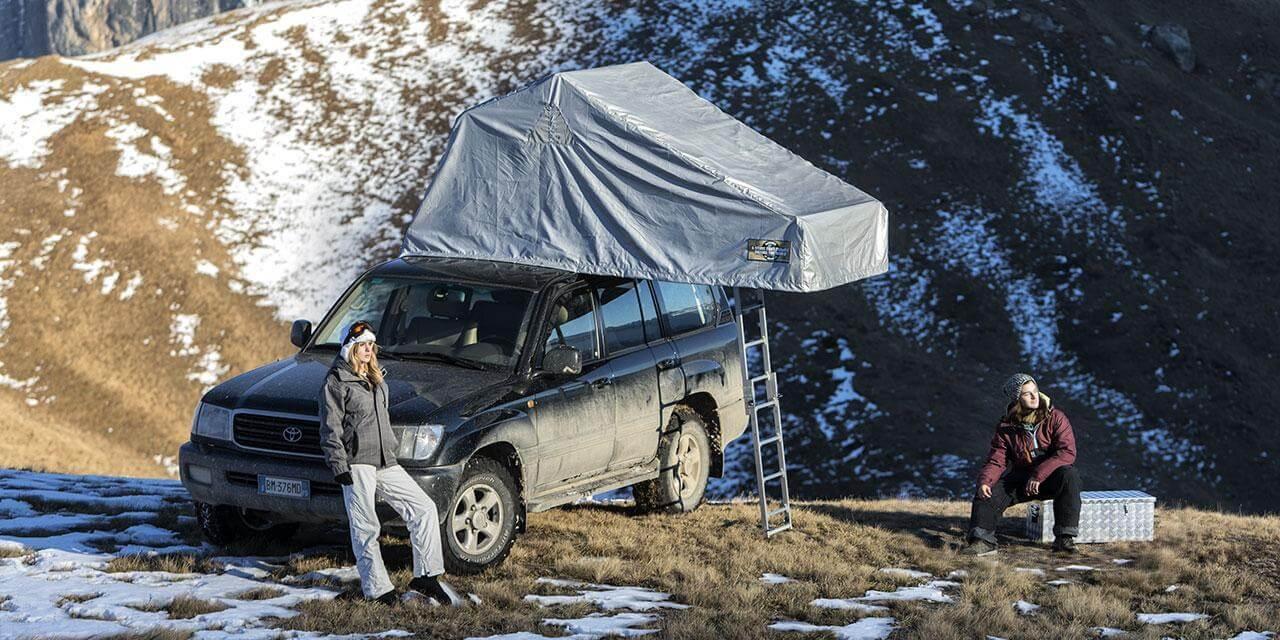 Autohome Dachzelt - Overzone accessories Roof Top Tents