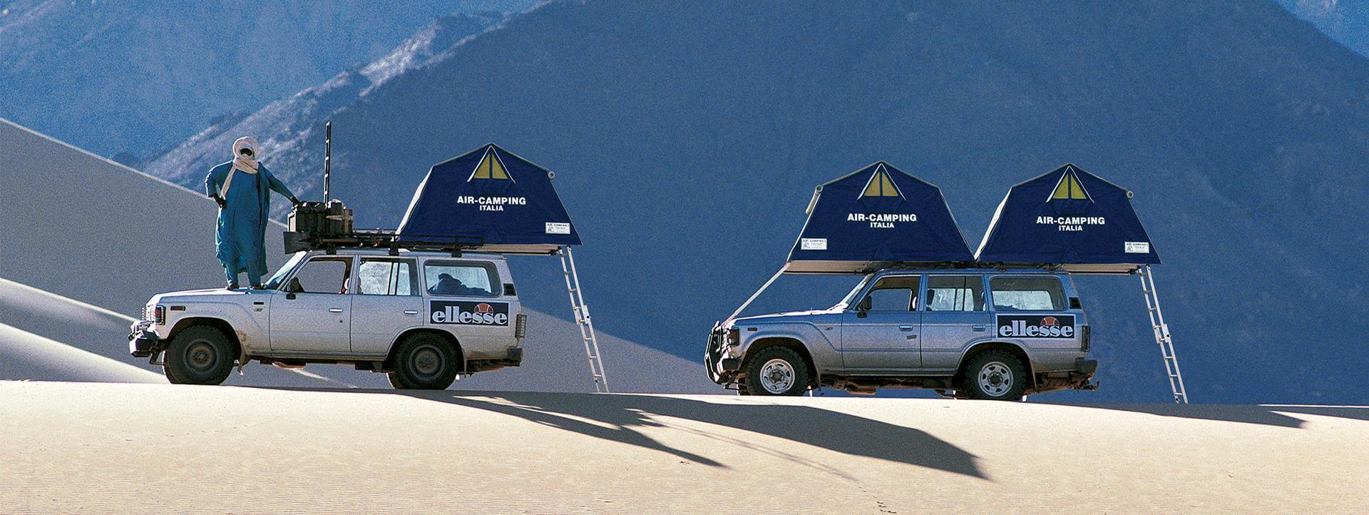 & The Air-Camping Roof Top Tent