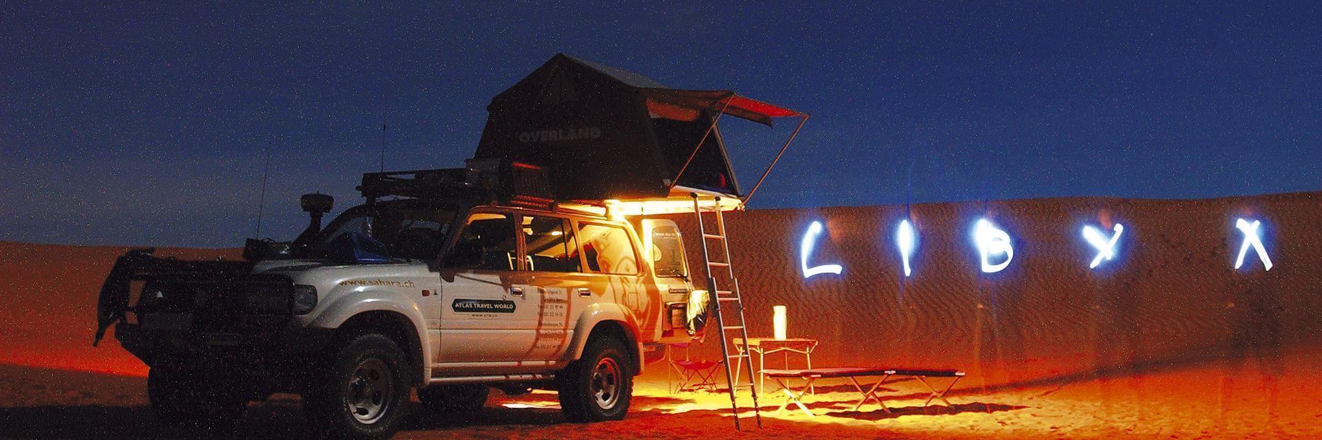 Autohome Dachzelt - Overland Roof Top Tents