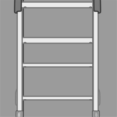 Autohome Dachzelt - Roof Top Tents ladder