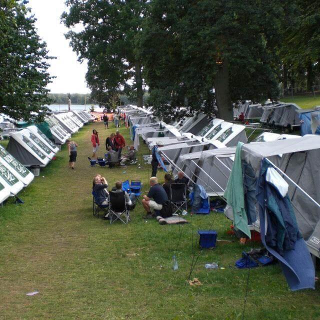 Autohome Dachzelt - Roof Top Tents Smukfest