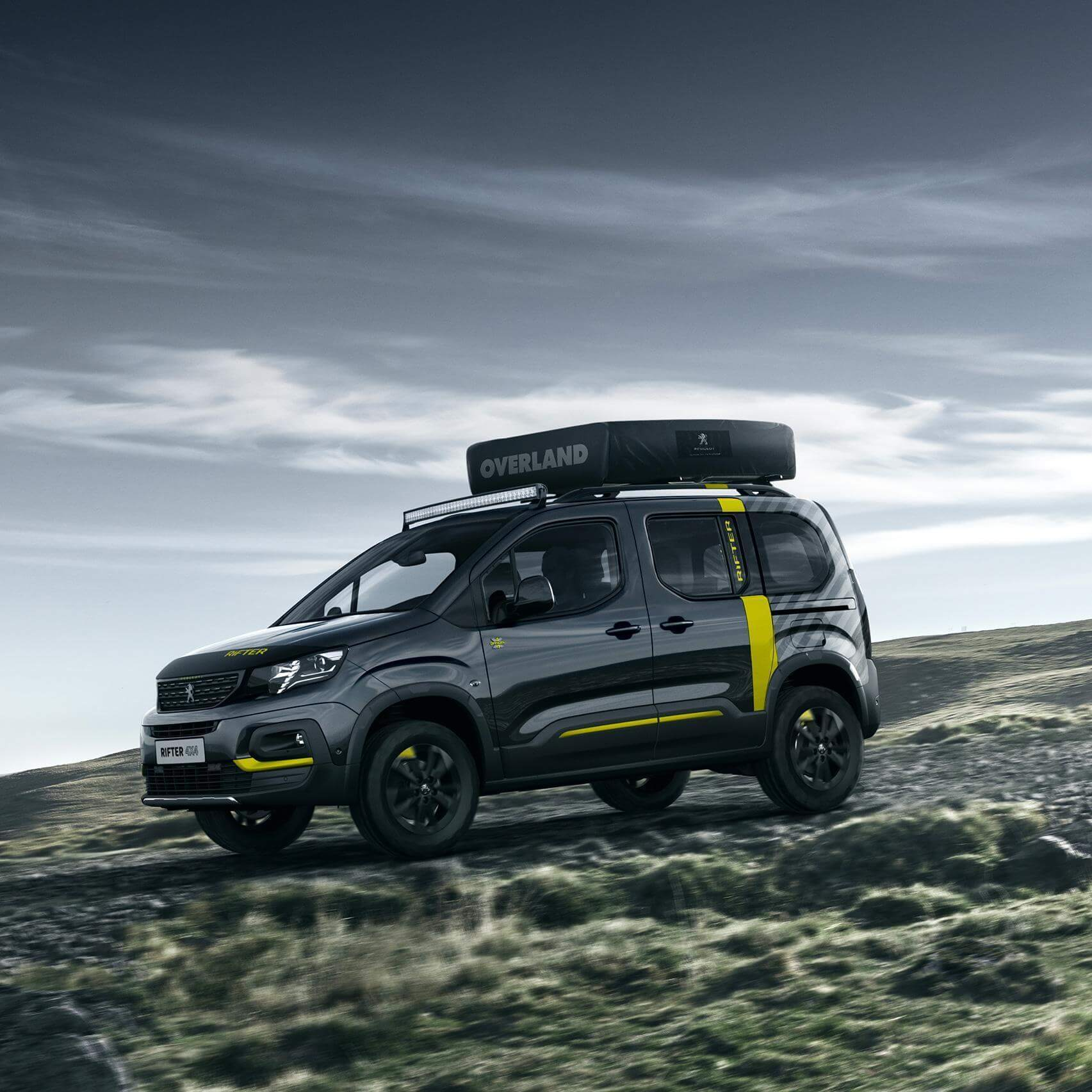 Autohome Dachzelt - Off road Roof Top Tents