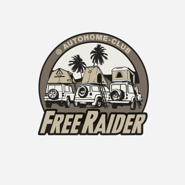 Free riaider autohome club rooftop tents & dachzelt