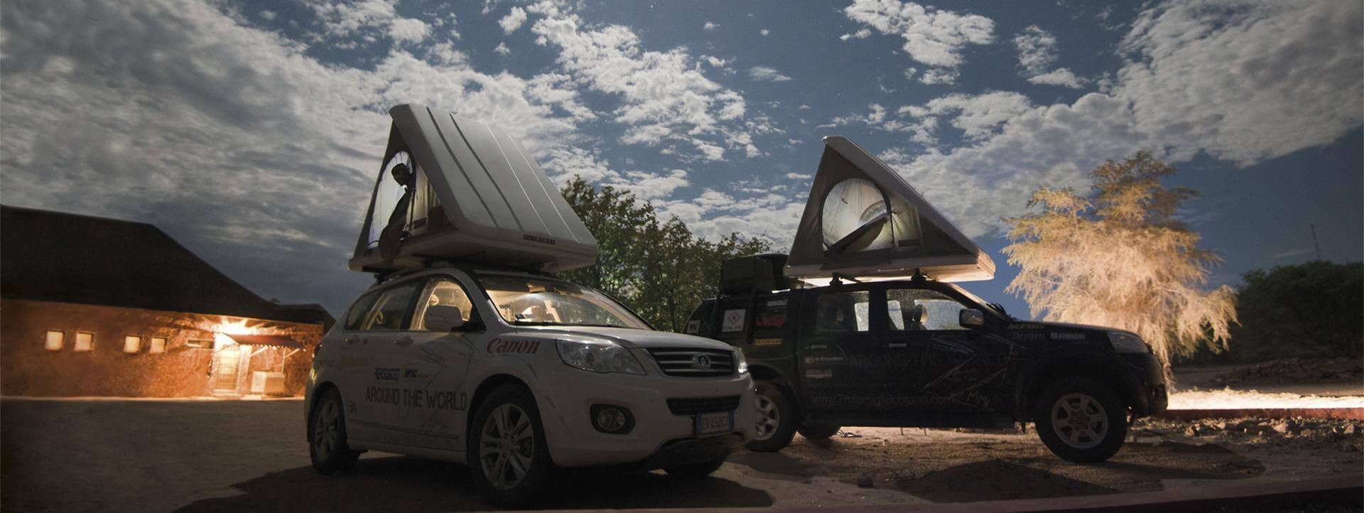 The Columbus Variant Roof Tent