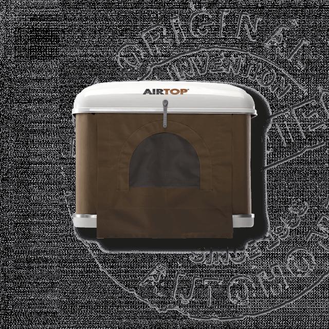 """ebad29afce Con la tenda da auto AirTop, l'avventura estrema diventa estremamente  comoda. Autohome: """" Una silhouette pulita e di grand look"""