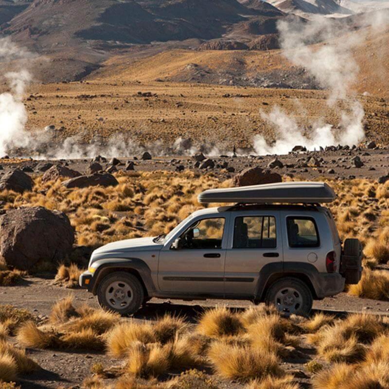 Autohome Dachzelt - Jeep off road roof top tents