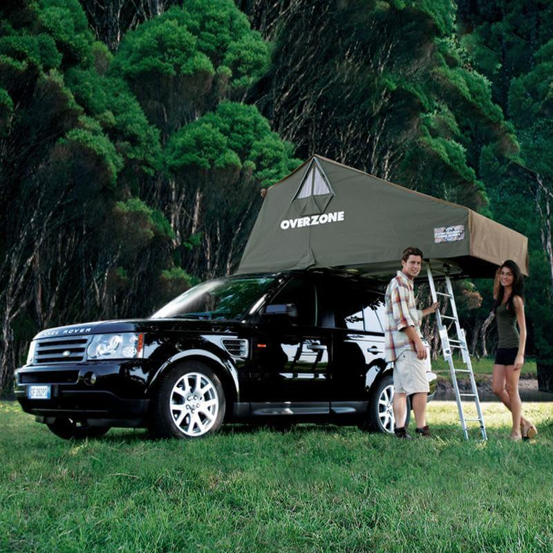 The Overzone Roof Tent