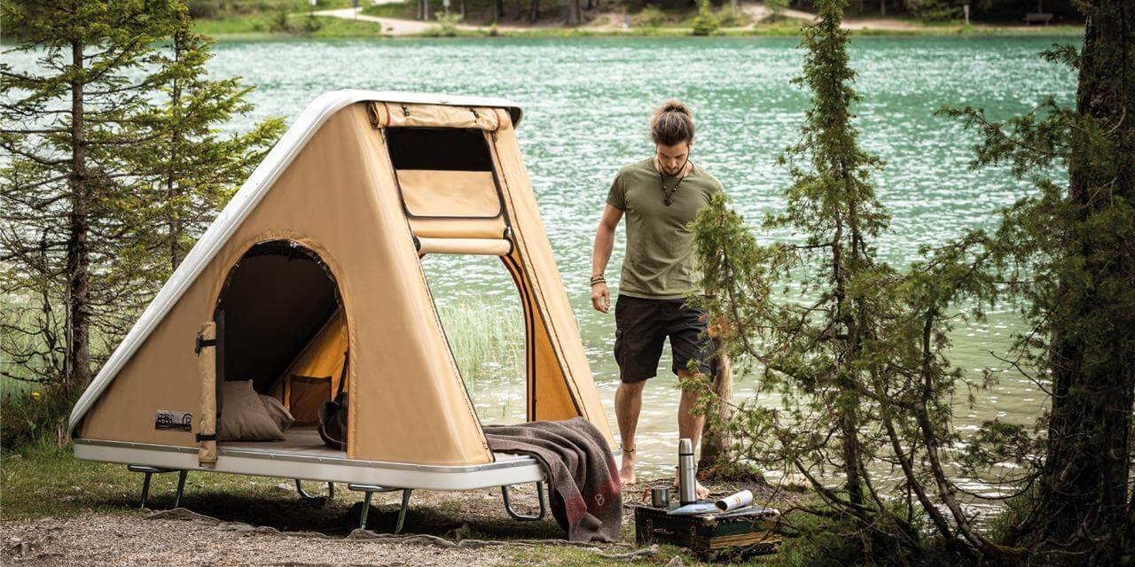 Columbus Lake - Roof Top Tents by Autohome