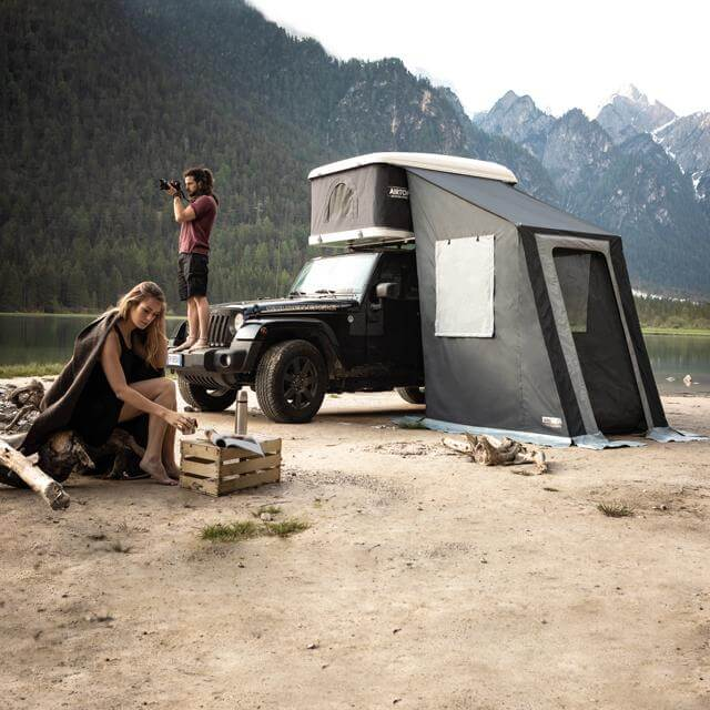 Maggiolina Camping Couple - Roof Top Tents by Autohome