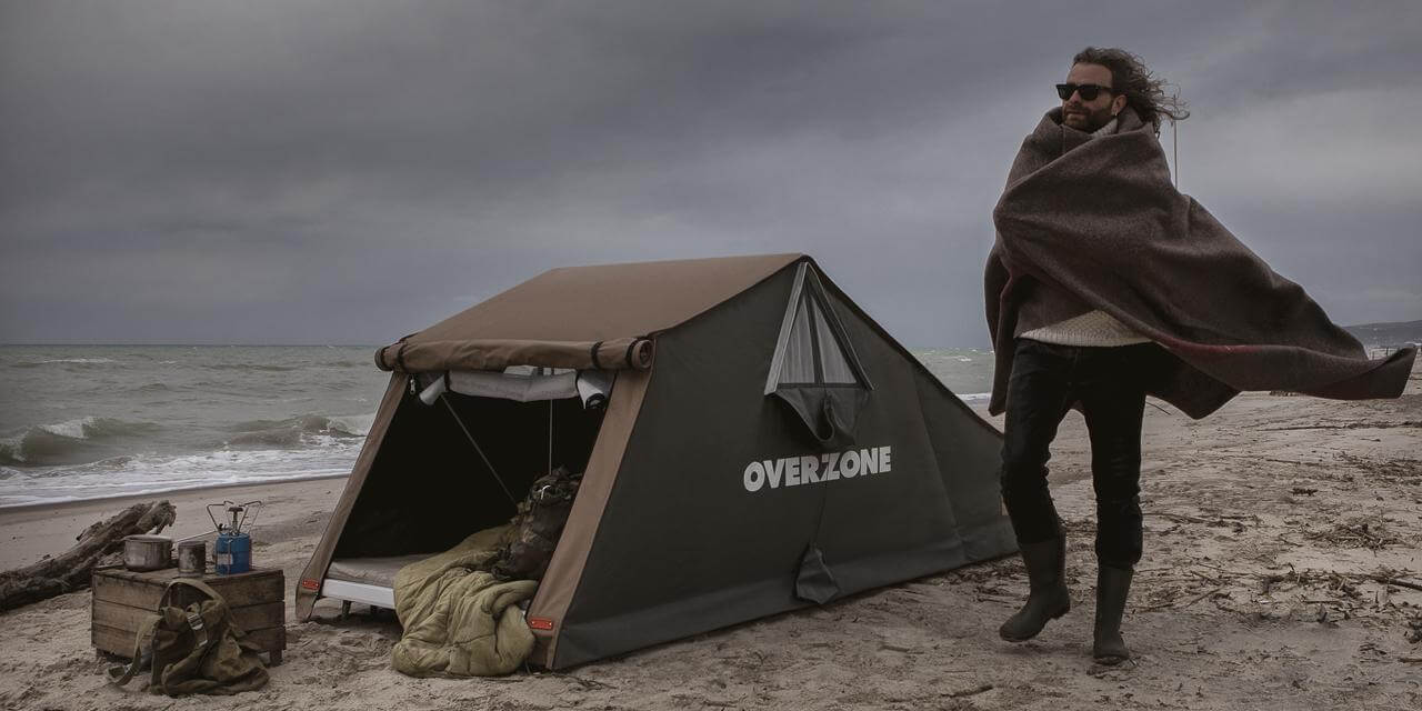 Overzone Beach - Roof Top Tents by Autohome