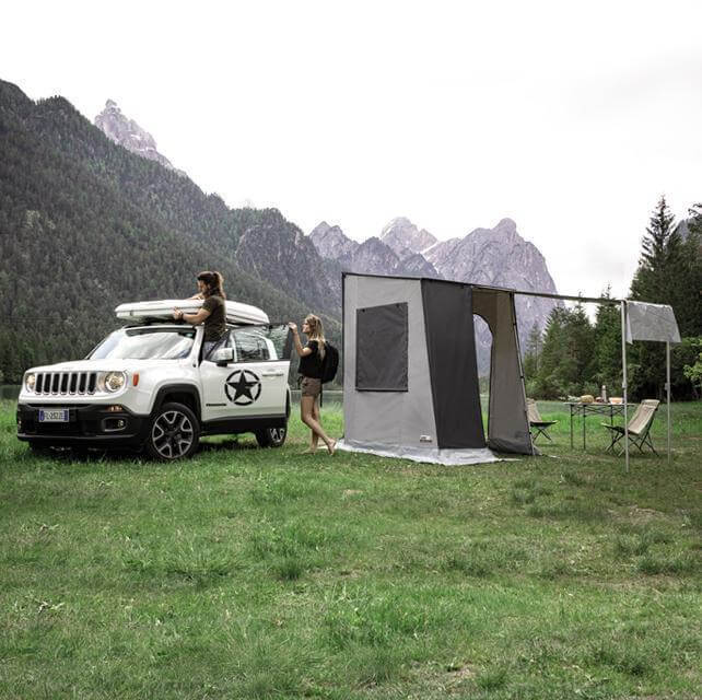 Autohome Dachzelt - Roof Top Tents Maggiolina porch