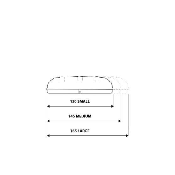 Airtop Measures Details - Autohome Roof Top Tents