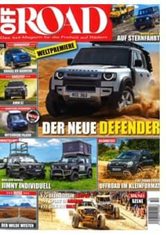 Off Road Cover -