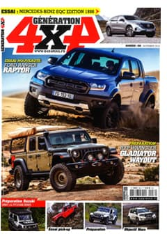 4x4 Magazine Cover - Autohome Roof Top Tents