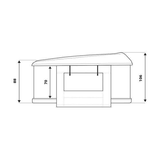 Extreme Measures Details - Autohome Roof Top Tents