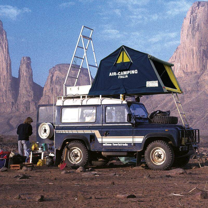 Land Rover Canyon Roof Top Tents by Autohome