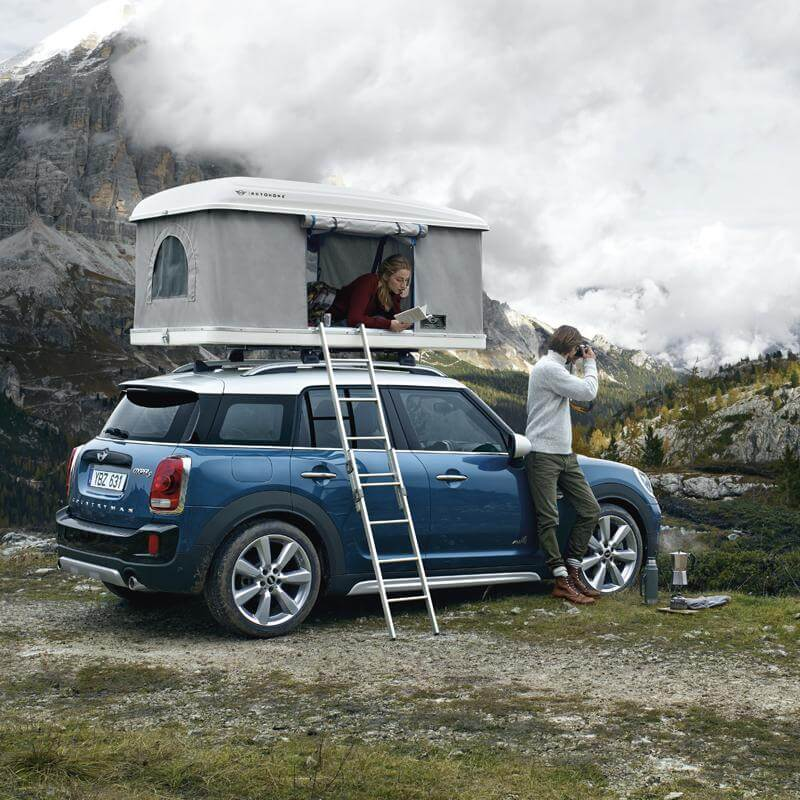 Autohome Dachzelt - Roof Top Tents Mini testimonial
