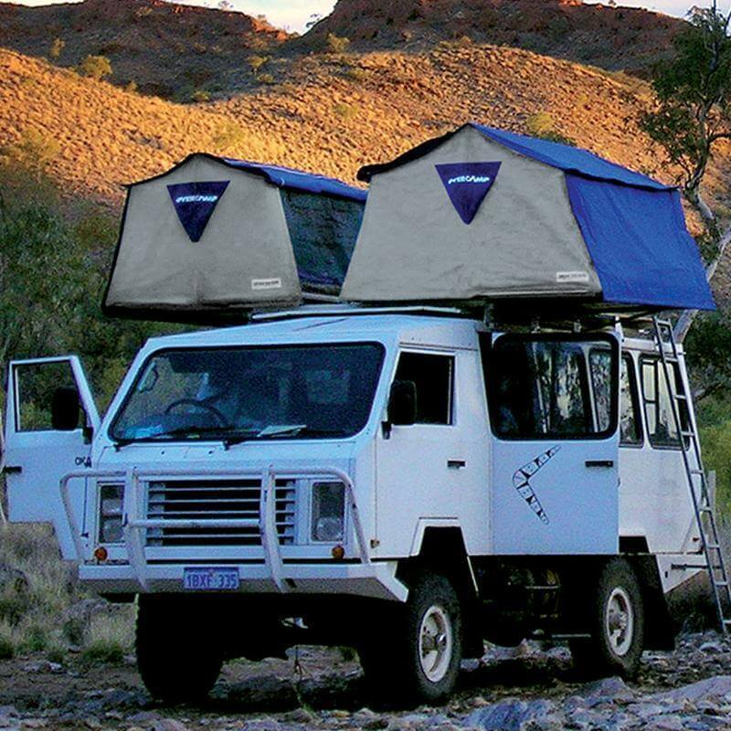 Double Roof Top Tents by Autohome