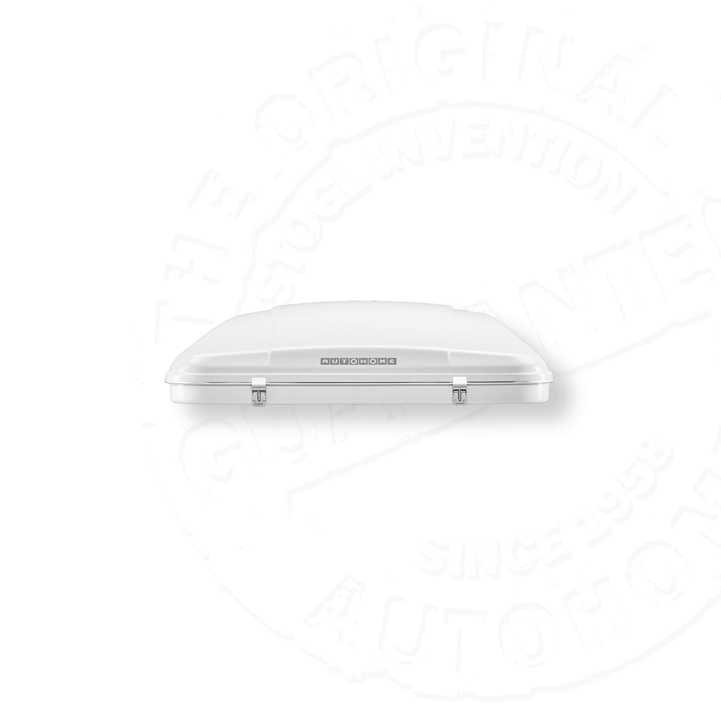 White Case Maggiolina Airlander Plus Prospective - Roof Top Tents by Autohome