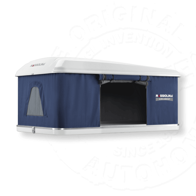 Blue Maggiolina Airlander Plus Prospective - Roof Top Tents by Autohome