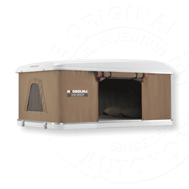 Safari Maggiolina Airlander Plus Prospective - Roof Top Tents by Autohome