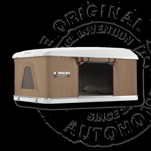 Safari Maggiolina Airlander Plus Prospective - Roof Top Tents by Autohome