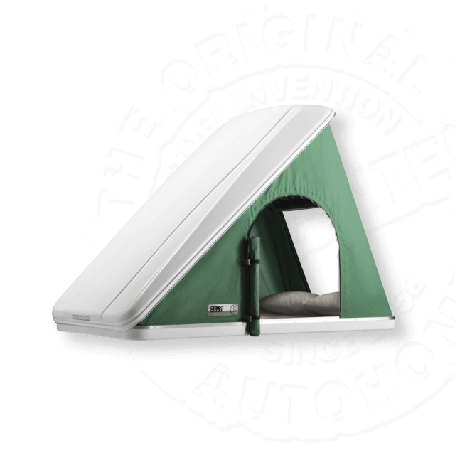 Green Columbus Prospective - Roof Top Tents by Autohome