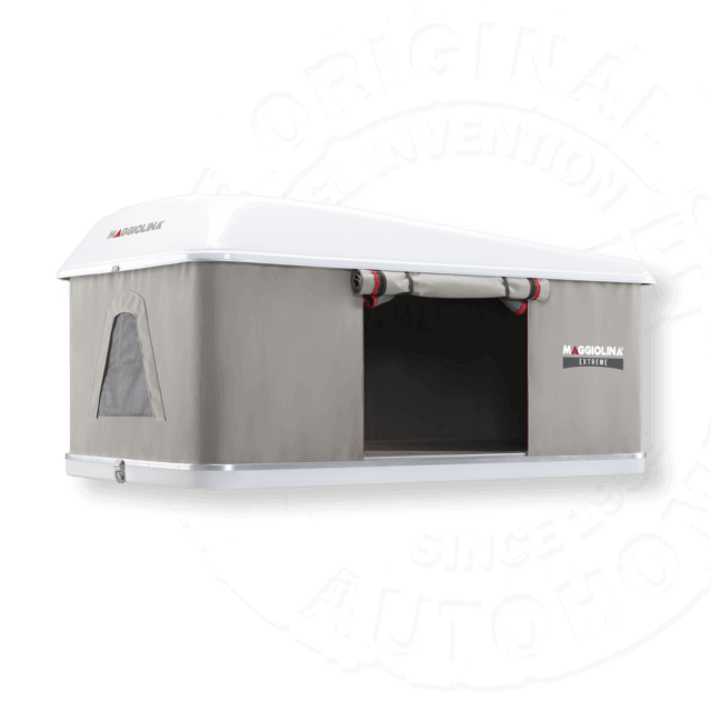 Grey Maggiolina Extreme Prospective - Roof Top Tents by Autohome