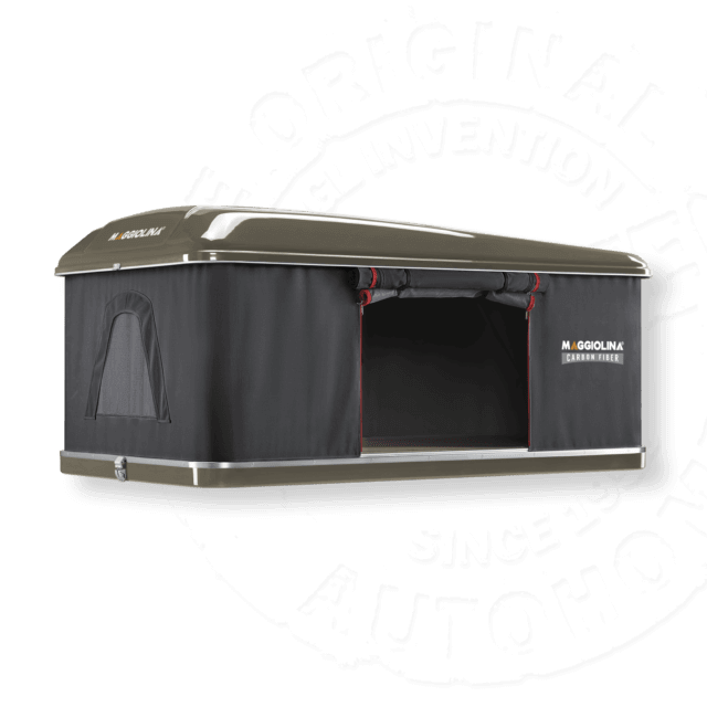 Carbonfiber Maggiolina Prospective - Roof Top Tents by Autohome